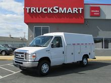 2012 Ford E350 11 ft. Enclosed
