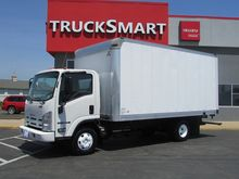 2012 Isuzu Trucks NPR Box/Strai