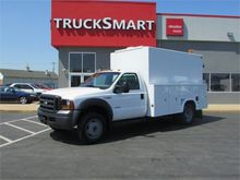2006 Ford F450 11 Foot Enclosed