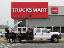 2006 Ford F550 Crane Truck