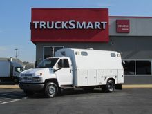 2007 GMC C5500 Utility Mechanic