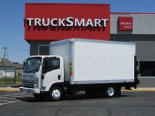 2011 Isuzu NPR Eco Max 14 Foot