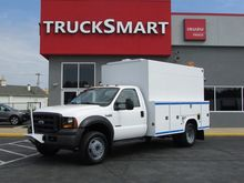 2007 Ford F450 11 Ft Long Enclo