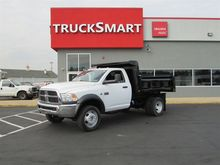2012 Dodge RAM 5500 9 ft. Mason