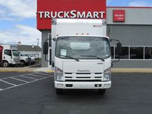 2014 Isuzu NPR Box/Straight