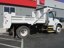 2002 International 4400 Dump