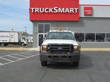 2006 Ford F350 Open Utility/Ser