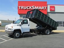 2008 Chevrolet Kodiak C5500 Dum