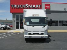 2012 Isuzu NPR Box/Straight