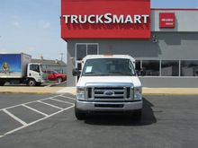 2010 Ford E350 Enclosed Utility