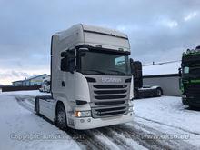 2014 Scania R450 4x2 Streamline