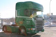 2016 Scania R450 4x2 Streamline