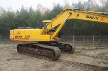 2007 Sany 220C Excavator