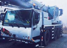 2010 LIEBHERR LTM 1050-3.1