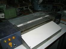 OMAC 973 linear folding machine