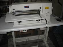 SIECK 605-400 strap cutting mac
