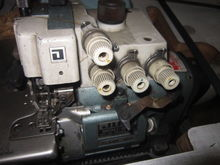 JUKI MOU-814 Class B4 four thre