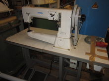 JUKI TSC 441 heavy duty arm sew