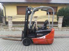 2007 Still RX50-16 WÓZEK WIDŁOW