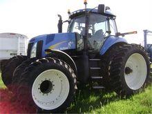 Used 2008 HOLLAND T8