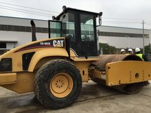 2011 Caterpillar CS-683E