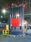 500 ton double acting hydraulic