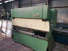 50ton x 2500mm LVD hydraulic gu