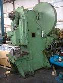 120 TON WMW ECCENTRIC PRESS