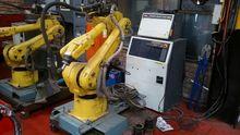 Fanuc Robot M-16iB cnc welder