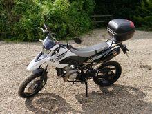 2012 Yamaha WR125X Motorbike