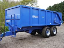 2012 Warwick 12T Grain Trailer