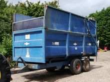 1996 AS Marston 10T Silage Trai