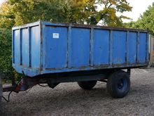 Weeks 4T Tipping Trailer