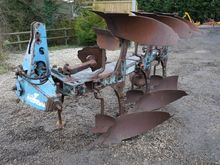 Ransomes 300 LD Plough