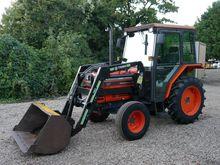 1993 Kubota L2550 4wd tractor