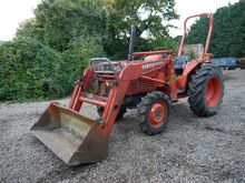 Used Kubota L2550 Tr
