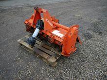 D.W. Tomlin CS125 Rotavator