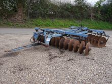 Ransomes Disc Harrows