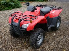 2007 Honda Fourtrax 2wd Quad Bi