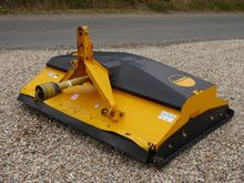 2004 McConnel RM 180 Roller Mow