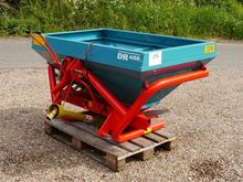 1997 Sulky DR650 Fertiliser Spr