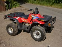 1997 Polaris Xplorer 500 4x4 Qu