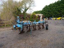 Lemken 5+1 Reversible Plough