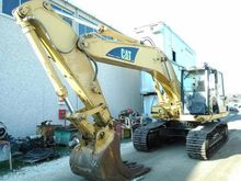 Used 2001 CAT 320 BS