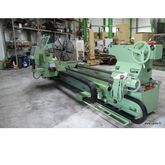 Used TOS CNC lathe