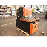 Hydraulic notching machine AMAD