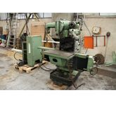 Used SHW Bed type mortising mac