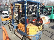 Used TOYOTA 5FG15 in