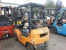 Used TOYOTA 7FG15 in