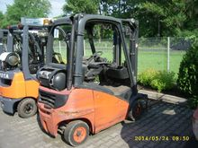 Used 2009 LINDE H14T